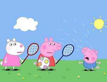 Peppa Pig S02E48 La balle rebondissante