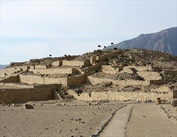 Pérou, la cité perdue de Caral