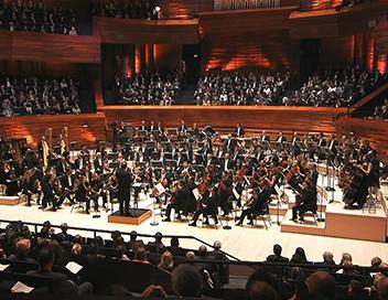 Emmanuel Krivine et l'Orchestre national de France Webern, Strauss, Franck