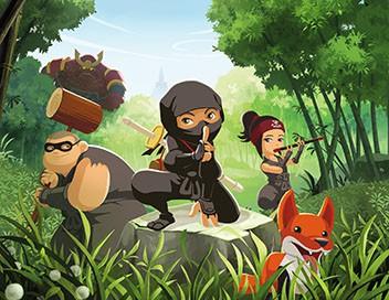Mini ninjas S01E05 Le parchemin