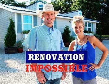 r novation impossible s08e10 une r novation de haut vol. Black Bedroom Furniture Sets. Home Design Ideas
