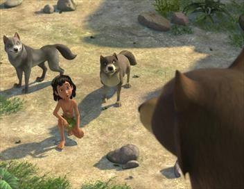 Le livre de la jungle S03E01 Mowgli roi de la jungle