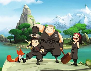Mini ninjas S01E06 Le Murikabin