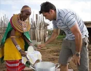 L'aventurier du goût en Afrique S02E00 Le district de Samburu