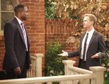 How I Met Your Mother S06E02 Un père pour Barney