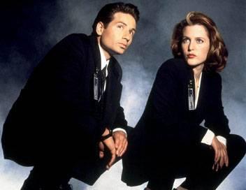 X-Files : Aux frontières du réel S01E06 L'ombre de la mort