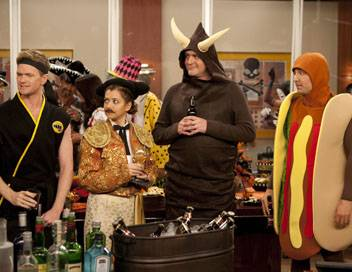 How I Met Your Mother S06E07 Randy le brasseur