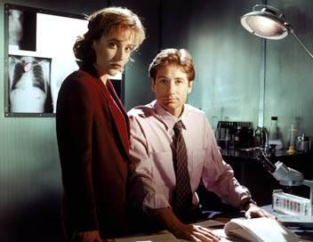 X-Files : Aux frontières du réel S01E10 L'ange déchu