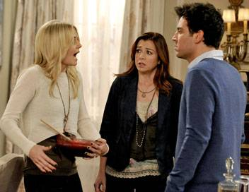 How I Met Your Mother S06E10 L'enfer du blitz