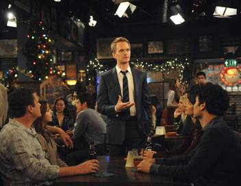 How I Met Your Mother S06E12 Fausse alerte