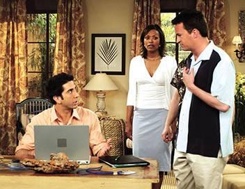 Friends S09E23 Ceux qui allaient à la Barbade