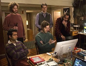 Silicon Valley S03E09 Utilisateurs actifs au quotidien