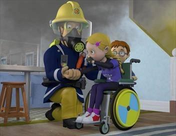 Sam le pompier S05E00 Qui a laissé sortir le chat ?
