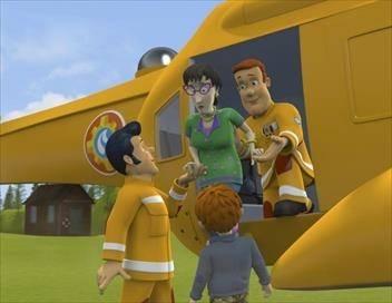 Sam le pompier S05E00 La sortie des jeunes cadets