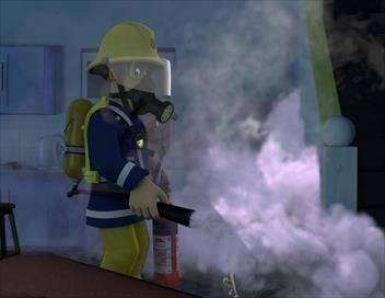 Sam le pompier S05E00 La nuit des zombies