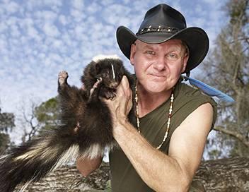 The Wildman S01E03 Marmottes et mouffettes