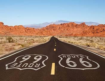 Route 66, la belle endormie