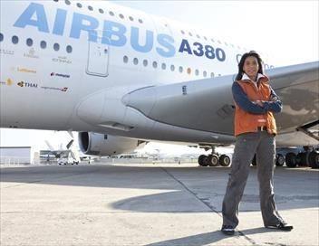 C'est pas sorcier L'A380 : le nouveau géant du ciel