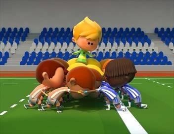 Bande de sportifs S01E08 Le rugby