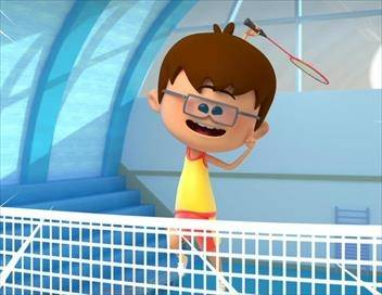 Bande de sportifs S01E11 Le badminton