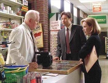 X-Files : Aux frontières du réel S04E04 Les hurleurs