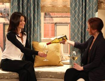 How I Met Your Mother S08E16 Folle à lier