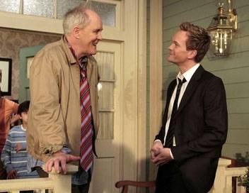 How I Met Your Mother S06E21 Le retour de Jerry le dingue