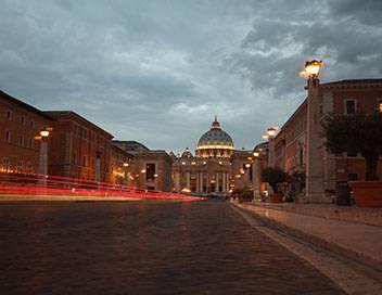 Les dossiers secrets du Vatican E01