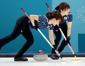 Japon / Suisse Curling Championnat du monde féminin 2019