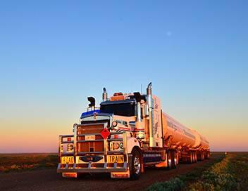 Routiers de l'Outback S04E01