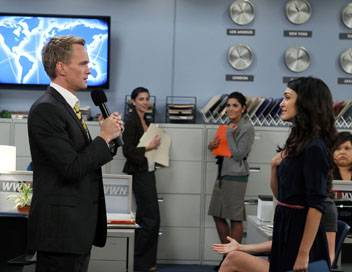 How I Met Your Mother S07E04 La crise des missiles de Stinson