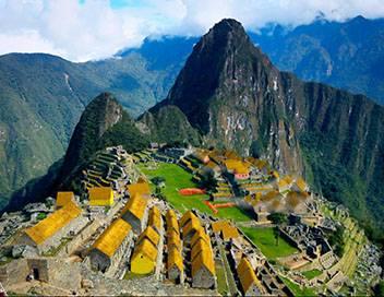 Les dessous de S02E03 Machu Picchu