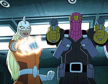 Marvel's Avengers : Ultron Revolution S03E02 Les Ultimates