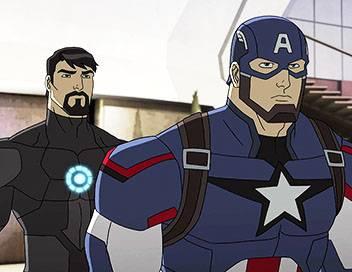 Marvel's Avengers : Ultron Revolution S03E01 L'Adaptoïde Suprême