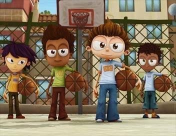 Angelo la débrouille S02E16 Rendez-nous le basket