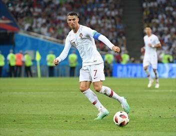 Portugal / Ukraine Football Euro 2020