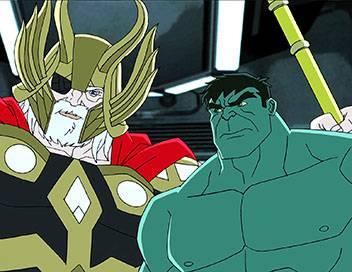 Marvel's Avengers : Ultron Revolution S03E03 Il faut sauver Captain Rogers