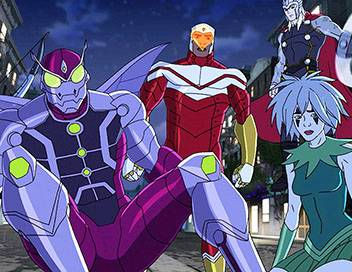 Marvel's Avengers : Ultron Revolution S03E04 La vengeance de Zemo