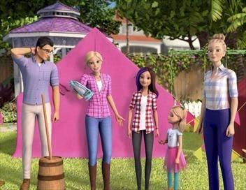 Barbie Dreamhouse Adventures S01E04 Vive les pionniers
