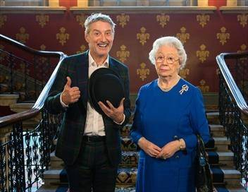 Gaule Save the Queen