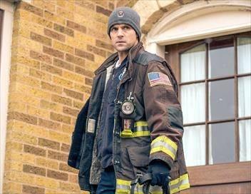 Chicago Fire S06E14 Violence domestique