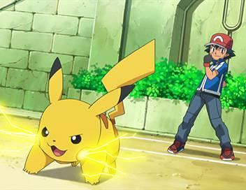 Pokémon XVII : la série XY S17E23 Retour vers le froid