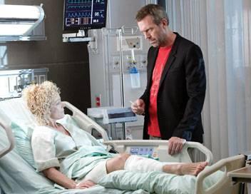 Dr House S07E03 Comme dans un livre