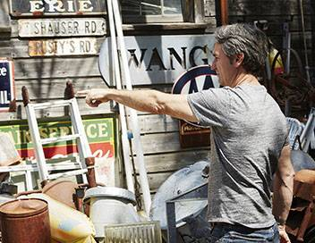 American Pickers, la brocante made in USA S08E14 From Coupe to Nuts