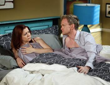 How I Met Your Mother S07E15 L'apiculteur en feu