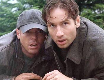 X-Files : Aux frontières du réel S04E08 Tunguska
