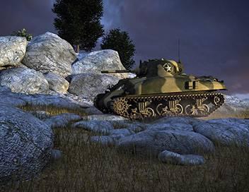 Patton S01E07 La campagne de Lorraine