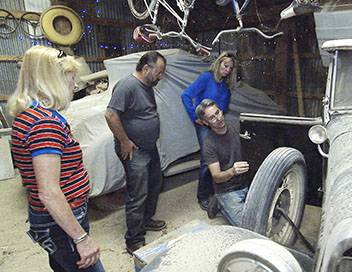 American Pickers, la brocante made in USA S08E04 L'empire recule