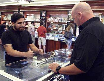 Pawn Stars S19E27 Fully Vested