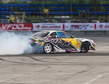 1re manche. Les temps forts Rallycross Titans RX-Europe 2019
